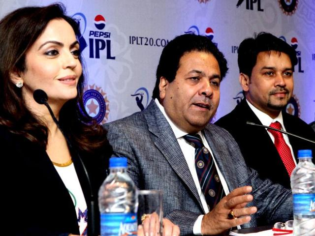Rajeev Shukla named IPL chairman, Ganguly and Shastri in governing council panel