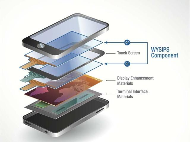 Wysips-will-present-a-smartphone-entirely-powered-by-solar-energy-at-the-MWC-in-Barcelona-Photo-AFP
