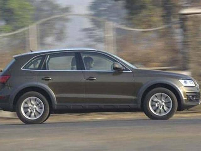 Audi Q5 facelift review test drive