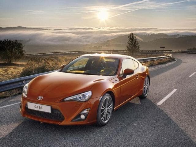 Toyota GT 86: This car has received no end of plaudits since its release and it's no surprise. Not since the 2000GT back in the 1960s has Toyota got something so spectacularly right. This is a sportscar with handling, poise, performance and crucially, character. The only thing holding it back from becoming ubiquitous is its $40,000 price tag. Photo:AFP
