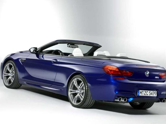 BMW M6 Convertible: This $108,350 coupe or $113,100 convertible is not as interesting or challenging to look at as the original, BMW's latest flagship coupe and convertible is a lot more subtle than the car it replaces in terms of power as well as appearance. The mighty V10 has been replaced by a turbocharged V8, but all credit to its team of designers and engineers, even the greatest BMW aficionado would be hard pushed to find a performance or quality shortfall as a result. Photo:AFP