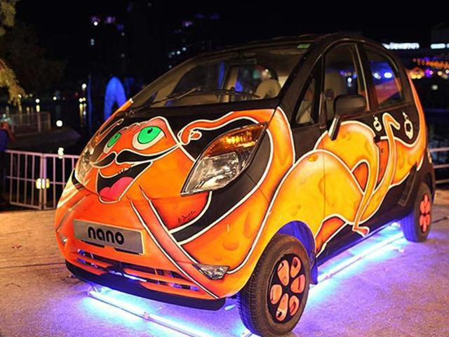 Tata Nano is The Most Trusted Four-Wheeler