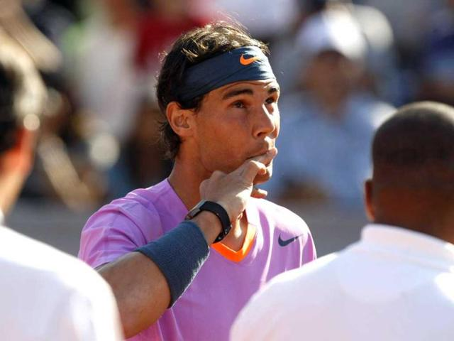 Nadal into semifinals in doubles in Chile