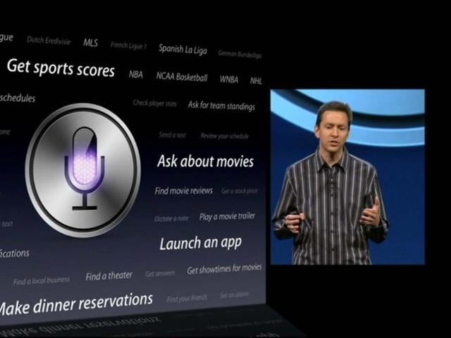 Siri-features-in-iOS-6-demoed-by-Scott-Forstall-at-WWDC-2012-Photo-AFP