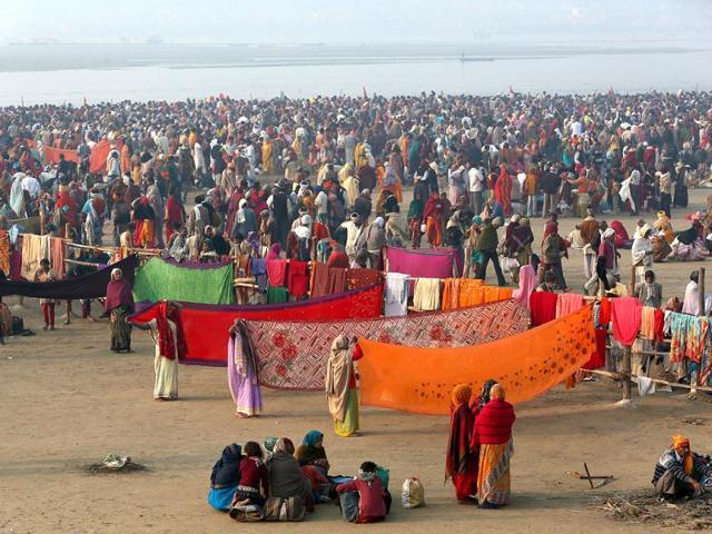 Sangam,Kumbh Mela,mahakumbh