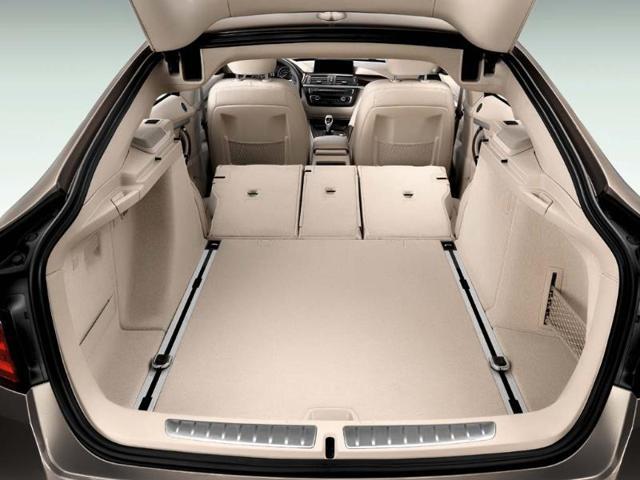 BMW 3-Series GT Interior. Photo:AFP
