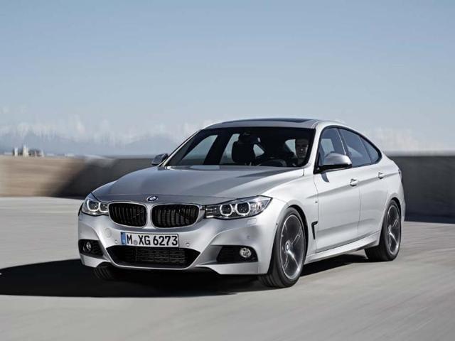 BMW 3-Series GT. Photo:AFP