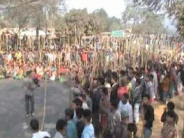 At-least-eight-people-were-killed-and-several-others-injured-in-police-firing-in-Assam-s-Goalpara-district-as-violence-erupted-during-panchayat-elections