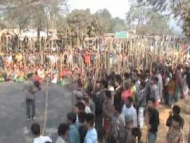 Assam poll violence