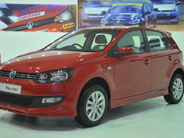 VW launches Polo SR