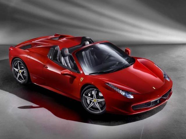 Ferrari F430,man lets 9-year-old drive,Alappuzha
