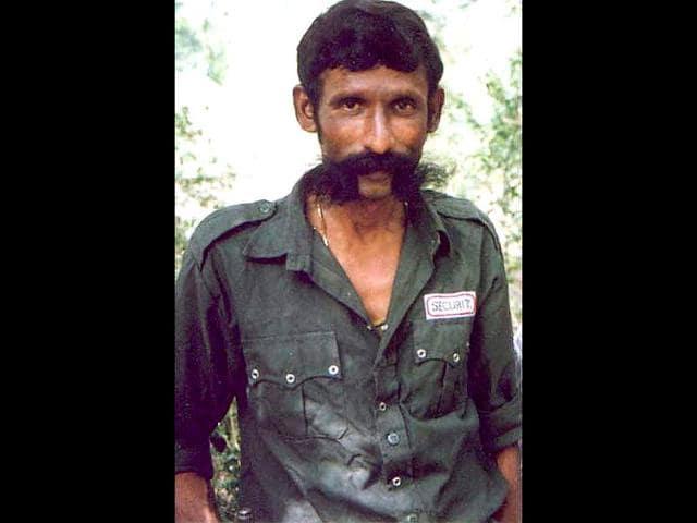 maoists,vijay kumar,Veerappan
