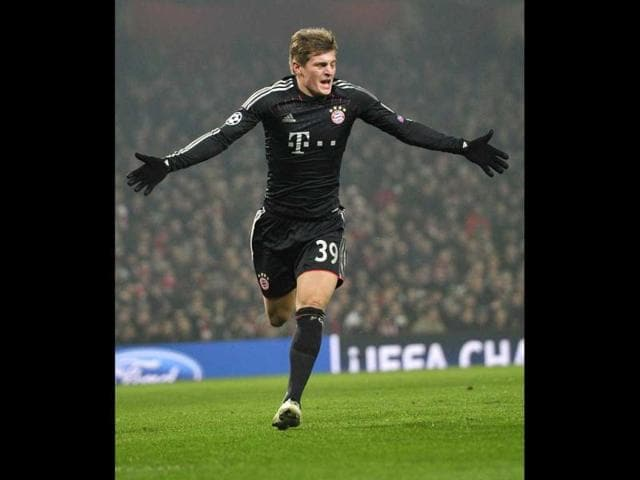 Toni Kroos,Real Madrid,Bayern Munich