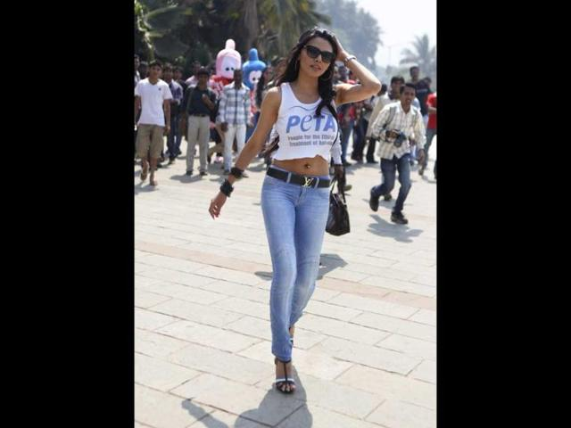 India regressive? No way, says Sherlyn Chopra