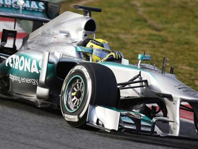 Rosberg-sets-the-pace-at-Barcelona