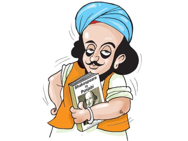 A-caricature-of-a-sardar