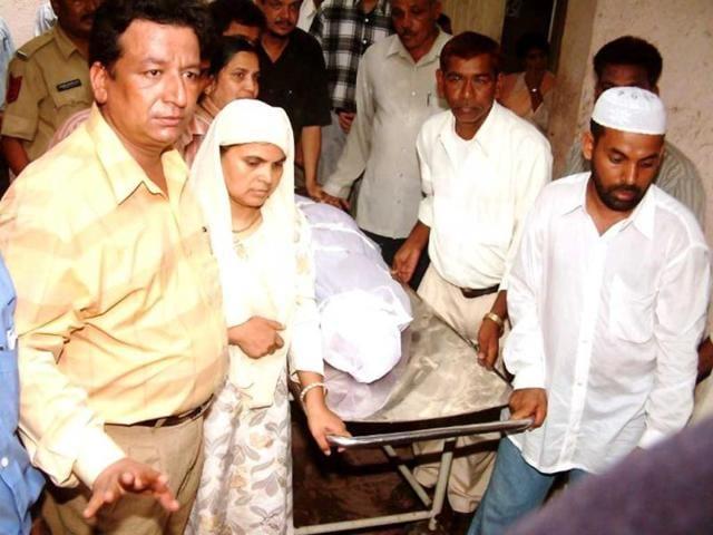 Ishrat Jahan case