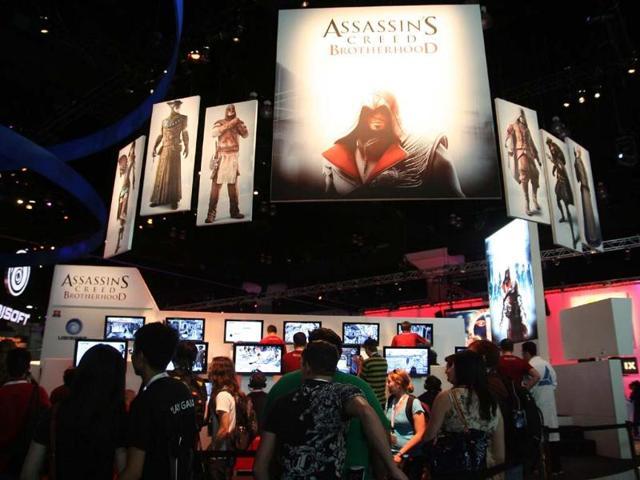 Electronic Arts,Nasdaq,PlayStation