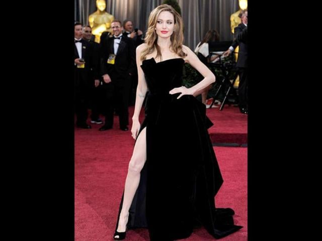Actress-and-director-Angelina-Jolie-arrives-on-the-red-carpet-for-the-84th-Annual-Academy-Awards-on-February-26-2012-in-Hollywood-California-AFP-PHOTO