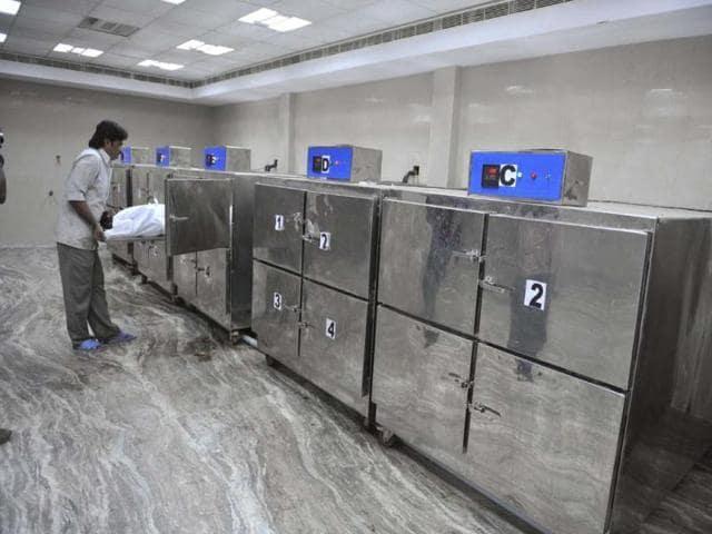 First state-run mortuary,Kolkata,Peace Heaven