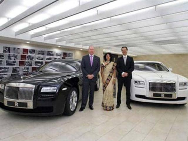 Rolls Royce Opens Third Showroom In India Autos Hindustan Times