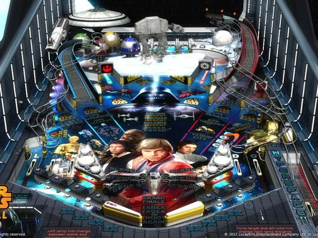 The-Star-Wars-Pinball-Episode-V-table-Photo-AFP