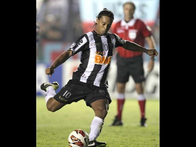 Ronaldinho,Brazil,Mexico
