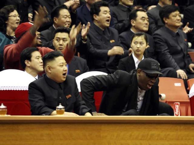 Dennis Rodman,North Korea,US missionary imprisoned by North Korea