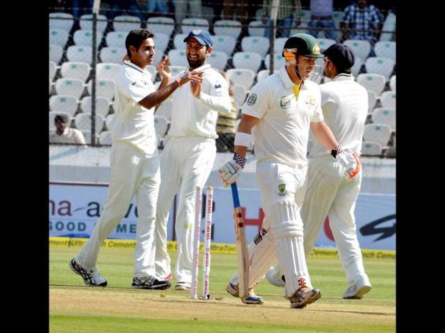 australia test series,india vs australia,hindustan times