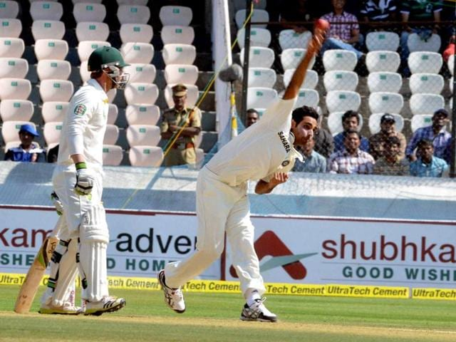 Bhuvneshwar making most of limited abilities