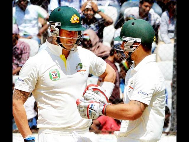 Australian cricketers,india vs australia Test series,Michael Clarke