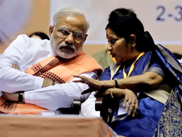 Modi still away from big prize