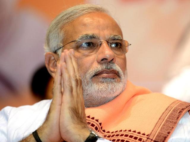 Modi talks to Advani after becoming BJP poll campaign chief