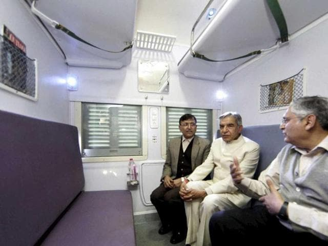 Union Railways minister,announces,funds
