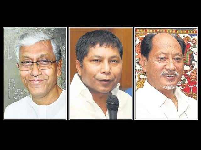 Triumph-of-the-incumbents-Manik-Sarkar-Mukul-Sangma-and-Neiphiu-Rio-Photo-The-Hindu