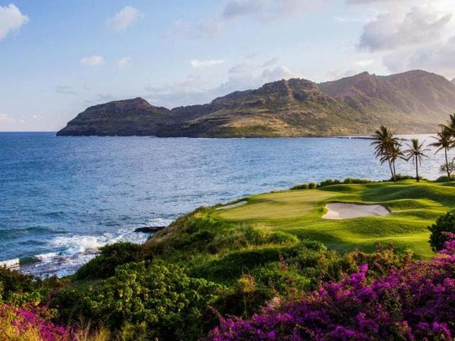 Eight Of The World S Most Beautiful Golf Courses Travel Hindustan Times