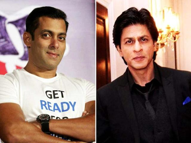 Salman Khan has been on the lookout for a new address for quite some time now. The buzz is that his new home is very close to his arch rival Shah Rukh Khan's Bandra Bandstand residence.