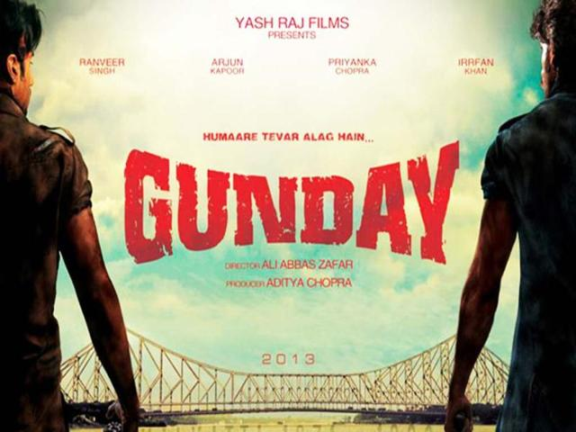 Gunday is slated for late 2013 release.