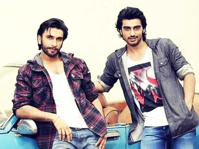 Ranveer-Singh-has-finished-shooting-for-Gunday-and-is-currently-shooting-for-Sanjay-Leela-Bhansali-s-Ram-Leela-He-also-has-two-other-films-in-his-kitty-Yash-Raj-Films-YRF-s-Kill-Dill-and-Zoya-Akhtar-s-untitled-next-Ranveer-Singh-stars-with-Arjun-Kapoor-and-Priyanka-Chopra-in-Gunday