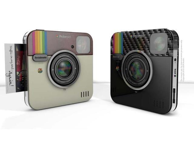 Polaroid,Bluetooth,Zink Printer