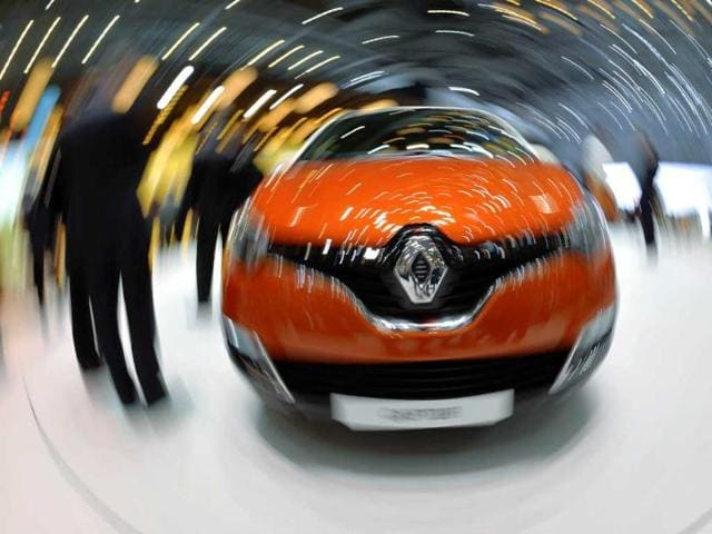 French car maker,Renault,SUV Duster