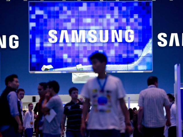 consumer electronics sales,Samsung Electronics Co,operating profit