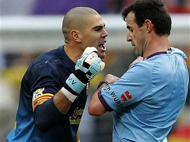 Valdes banned for four games