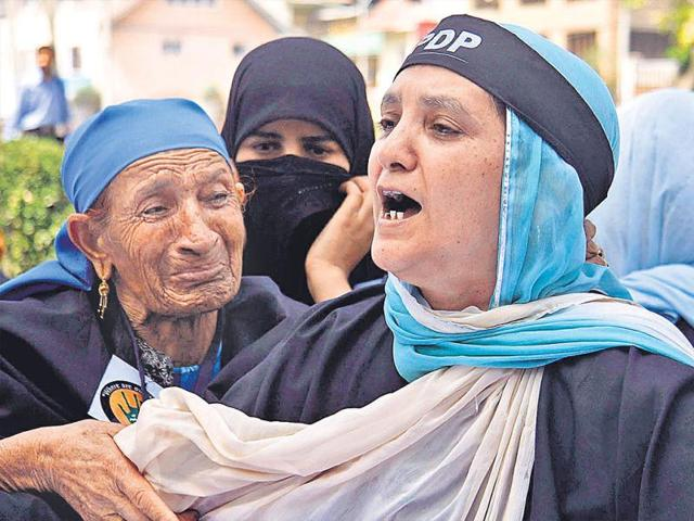 In Kashmir, mothers of missing sons find strength in numbers