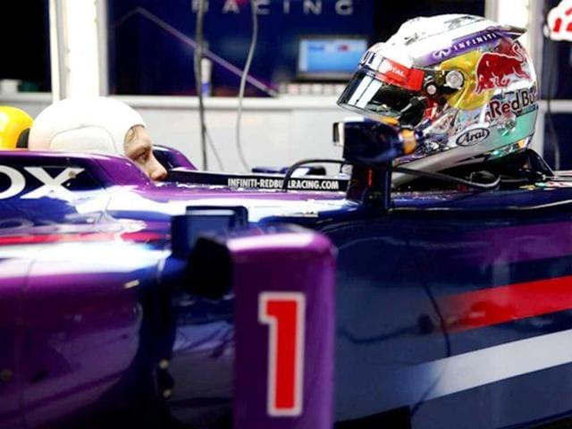 Formula One,Sebastian Vettel,hindustan times