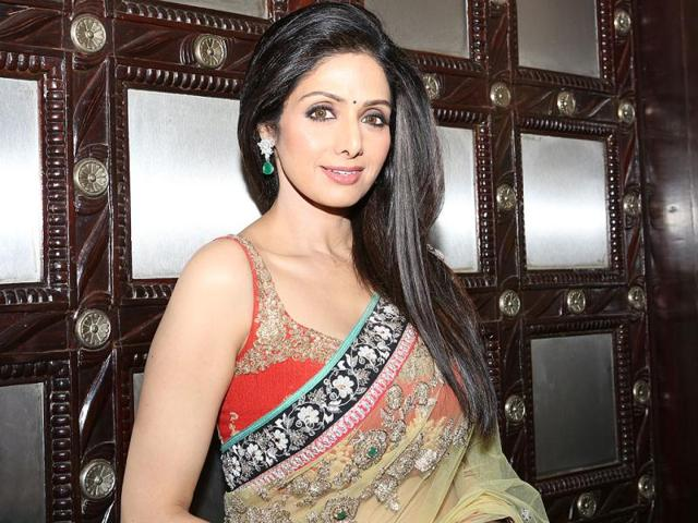 Sridevi,tough,maintain