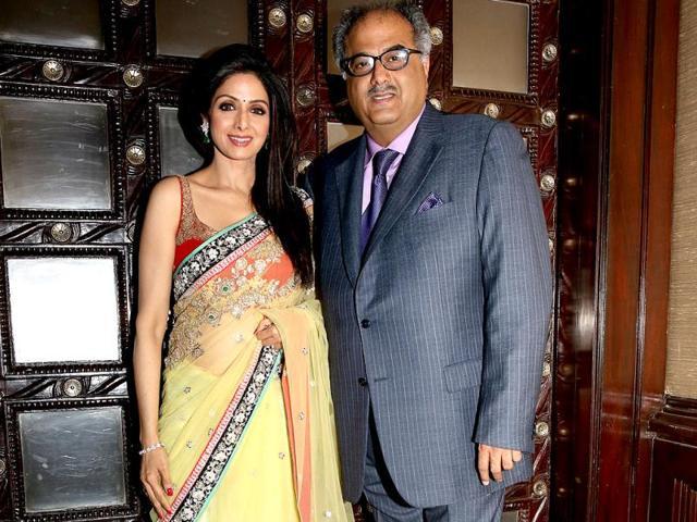 Boney Kapoor,Sridevi,madly