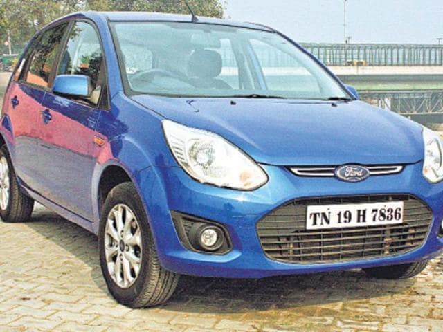 Chandigarh,new Ford figo,special features in new ford