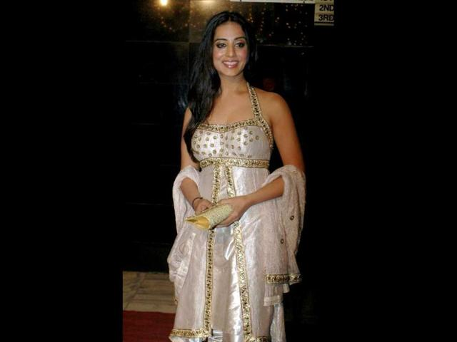 I do limited films because script is important to me: Mahie Gill