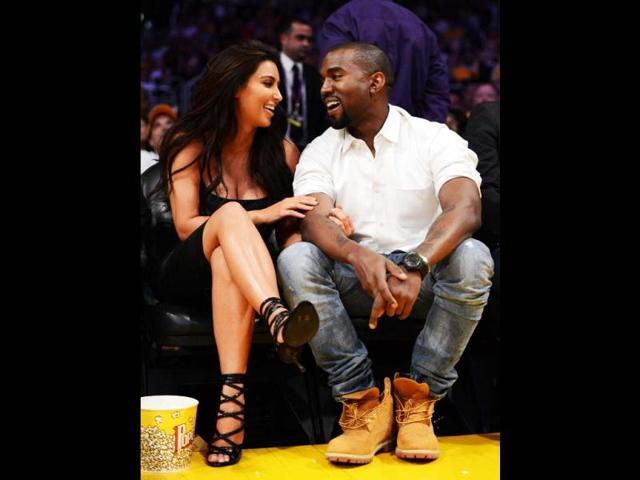 Kanye West,Kim Kardashian,Leyla Ghobadi